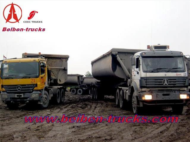 beiben tractor trucks
