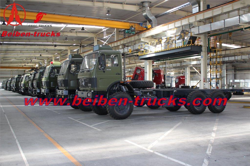 uzbekistan beiben trucks supplier