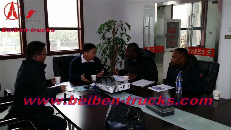 nigeria beiben water tanker trucks