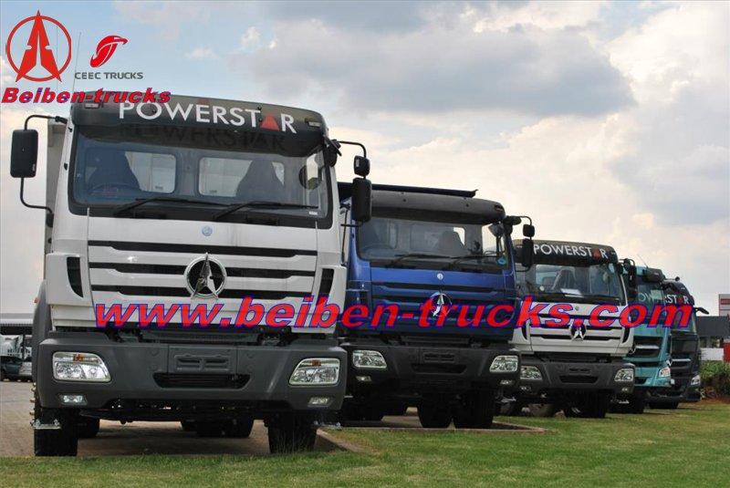 power star tractor trucks