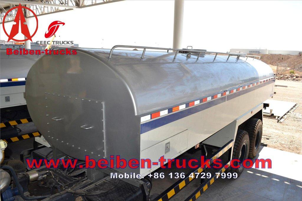 north benz 20 CBM water tanker truck