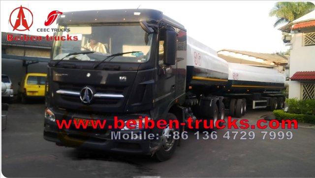 beiben V3 fuel tanker truck