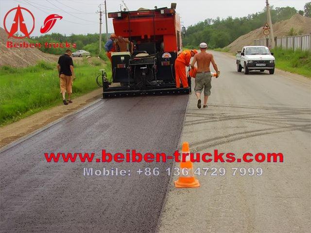 uzbekistan beiben asphalt distributor supplier
