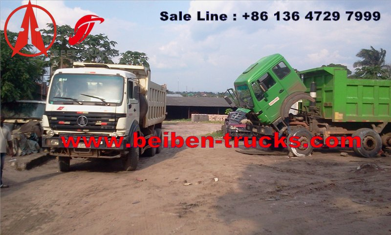 china beiben trucks for congo supplier