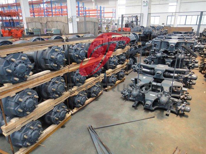 beiben trucks parts center
