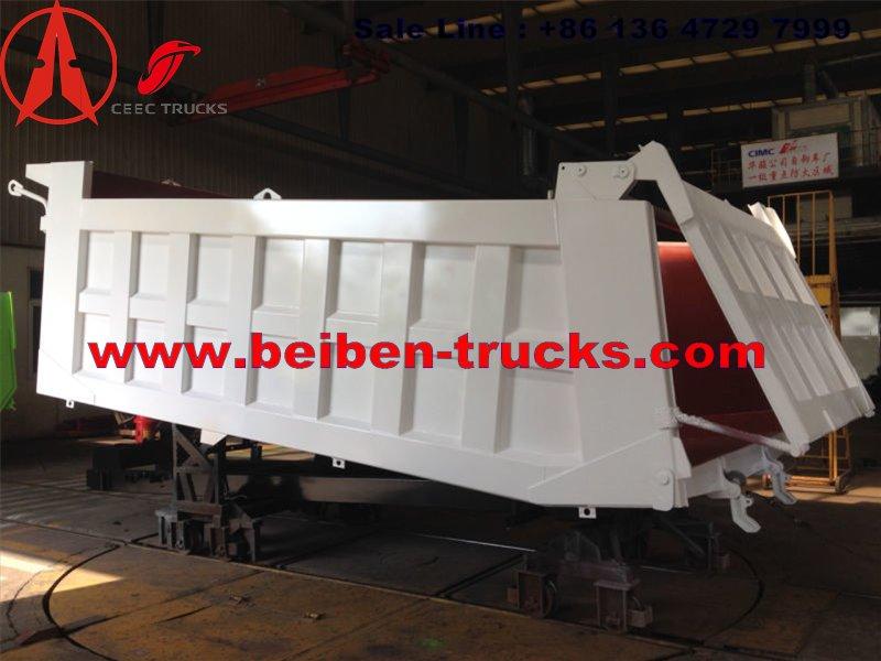 Beiben dump truck for africa congo