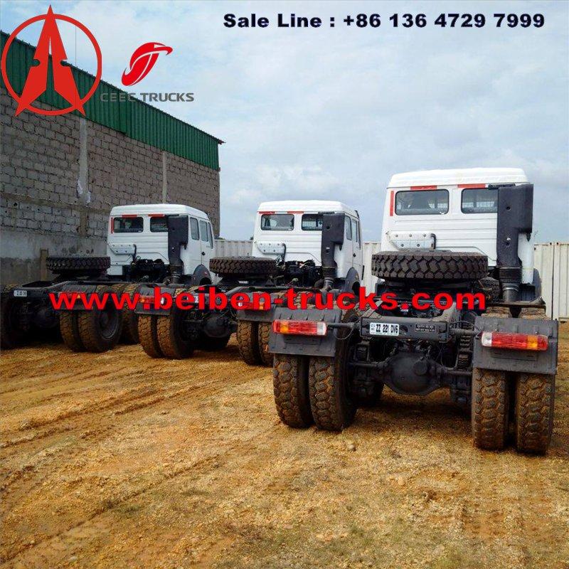congo beiben dump trucks china supplier