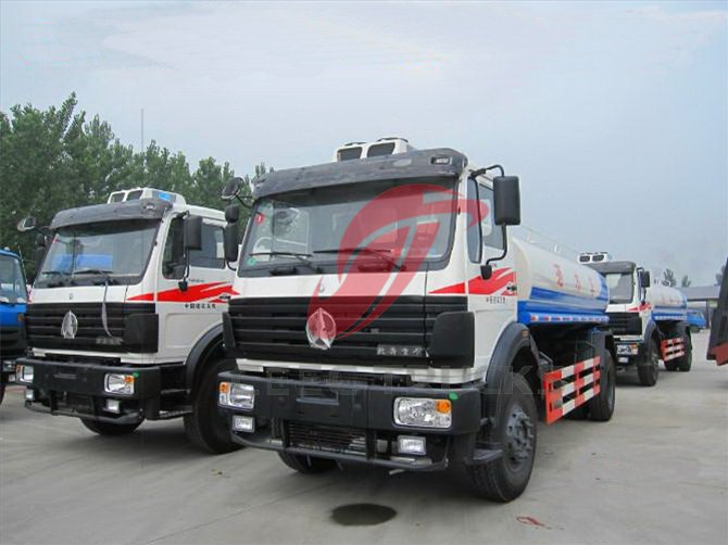 china beiben 60 T tipper trucks supplier