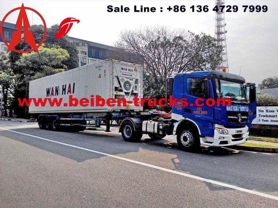 china beiben V3 tractor truck