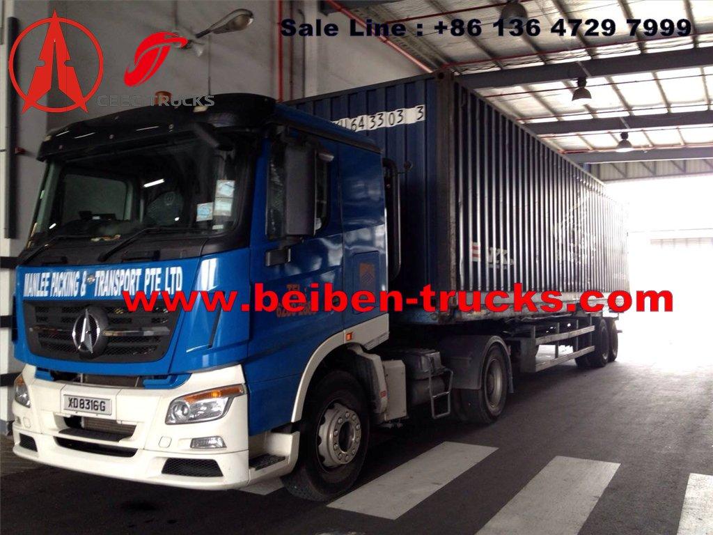 Beiben V3 tractor trucks supplier