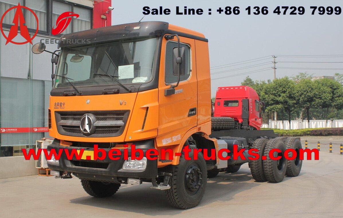 beiben V3 dump truck manufacturer