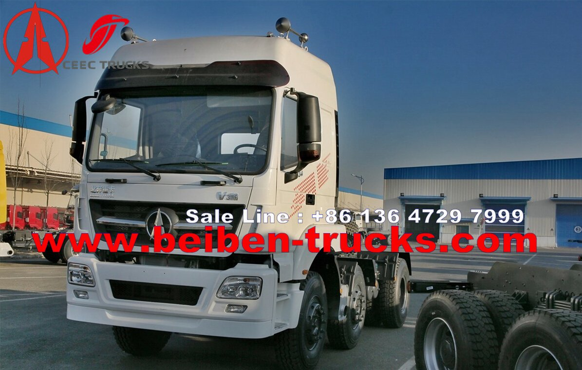 cheap Beiben Truck V3 prime mover