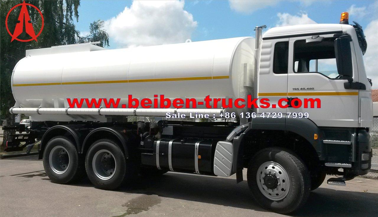 beiben 20 cbm water tanker truck manufacturer