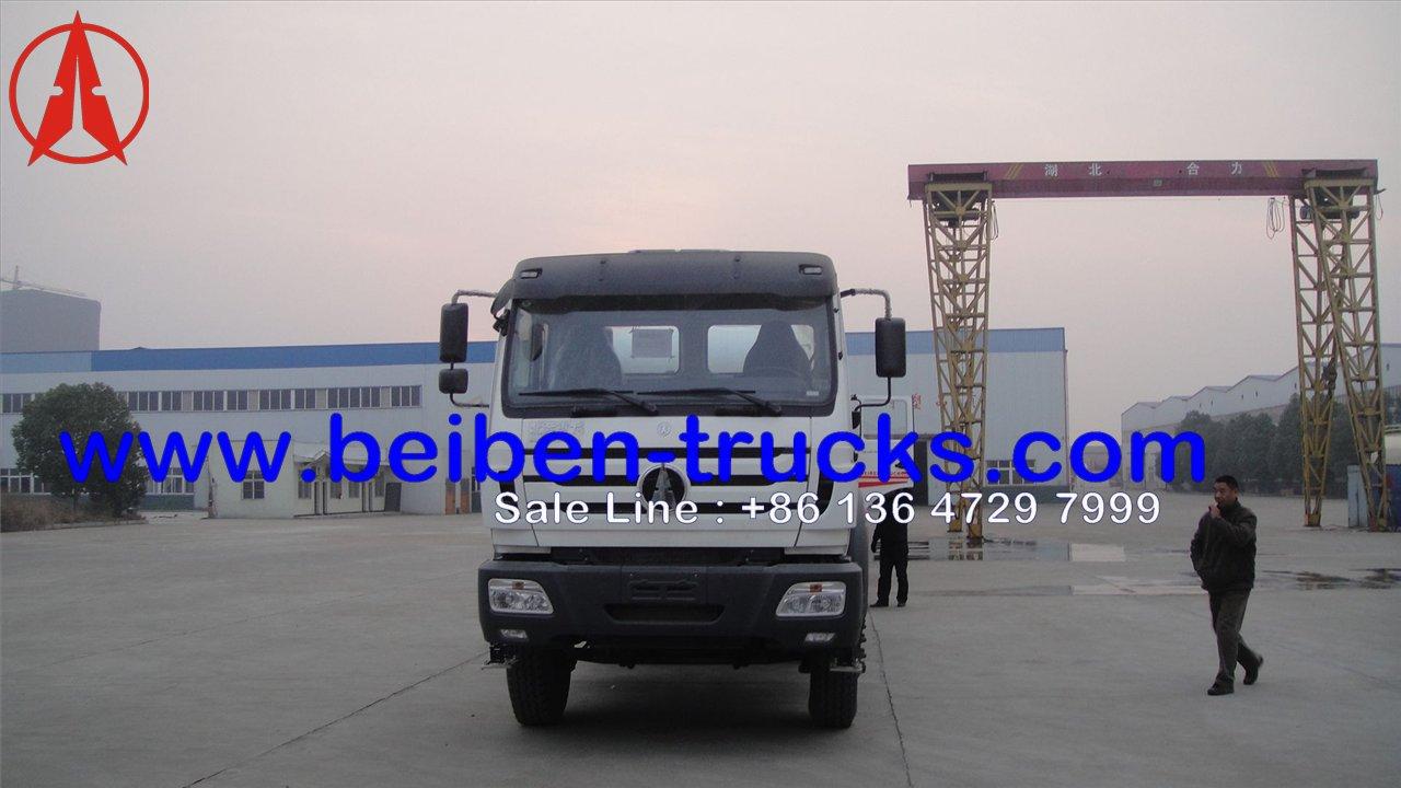 beiben 9 CBM concrete mixer truck