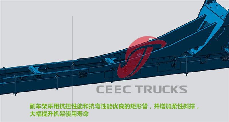 beiben 14 CBM concrete mixer truck manufacturer