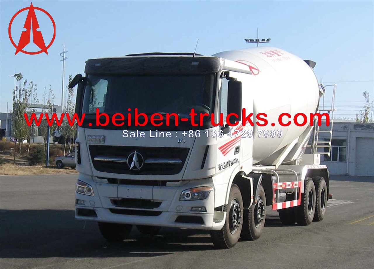 China bestbeiben V3 concrete mixer truck manufacturer