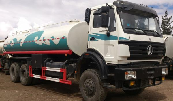 China best beiben water tanker truck manufacturer and exporter.