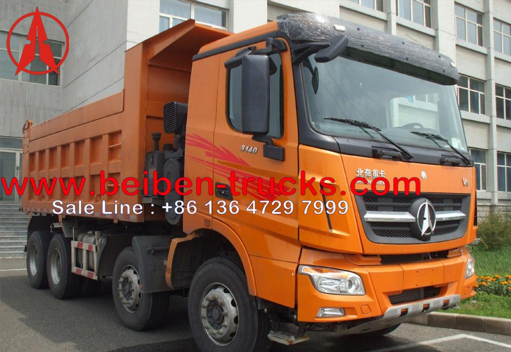 beiben dump truck in stock