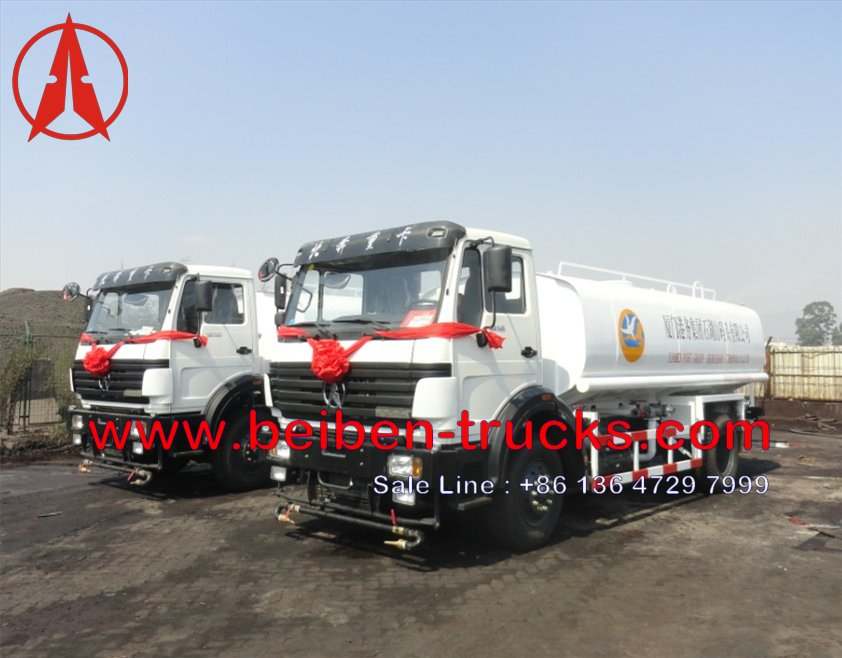 best price for beiben water truck
