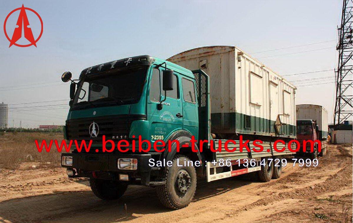 benz cargo truck in ethopia