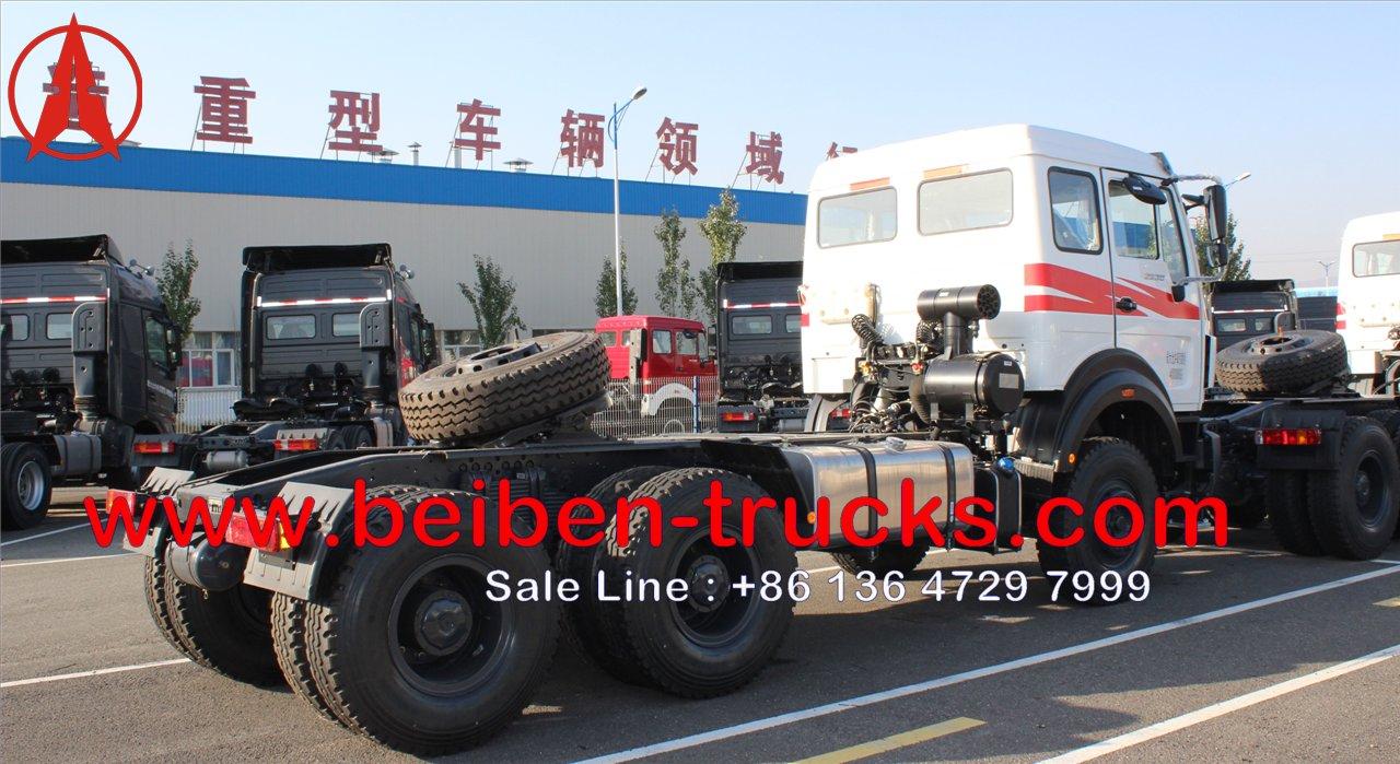 congo beiben tractor truck supplier