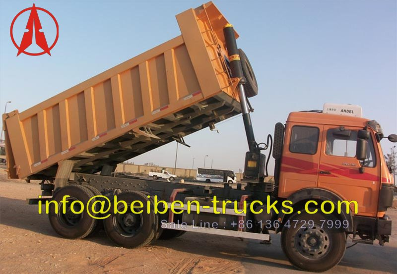china beiben 2636 dump truck manufacturer.