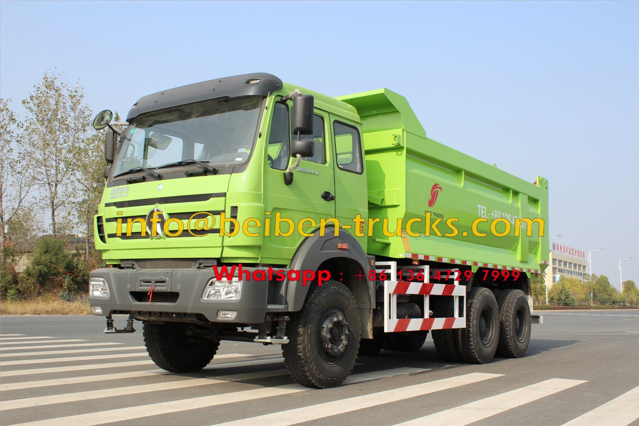 china beiben 2538 dump truck