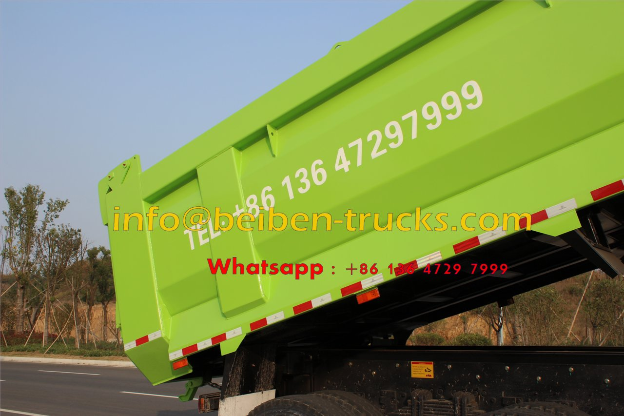 Factory Low Price Sell North Benz Beiben 6x4 Tipper/dump trucks