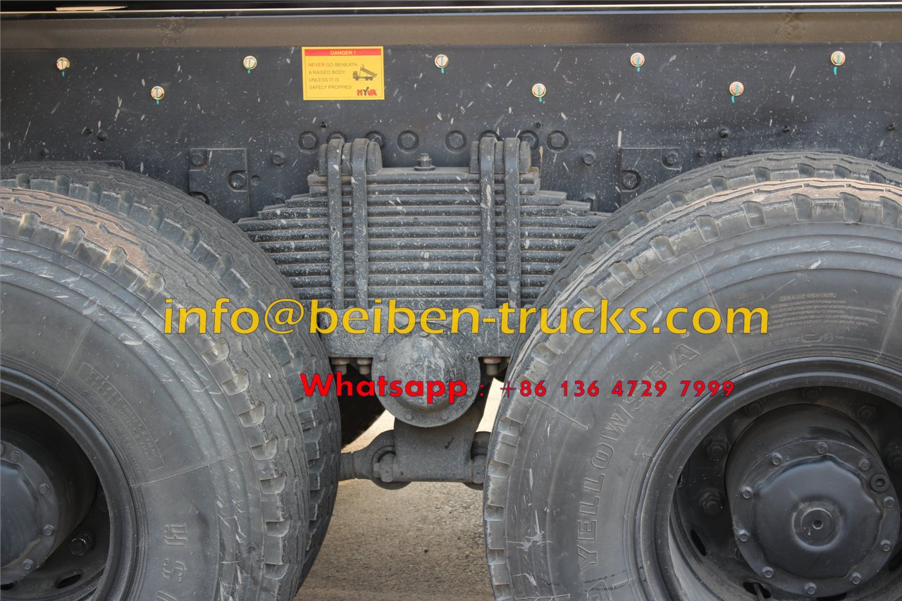 Hot Sale Brand New China Dump Truck With Cheapest Price 6*4 380hp Beiben Dump Truck