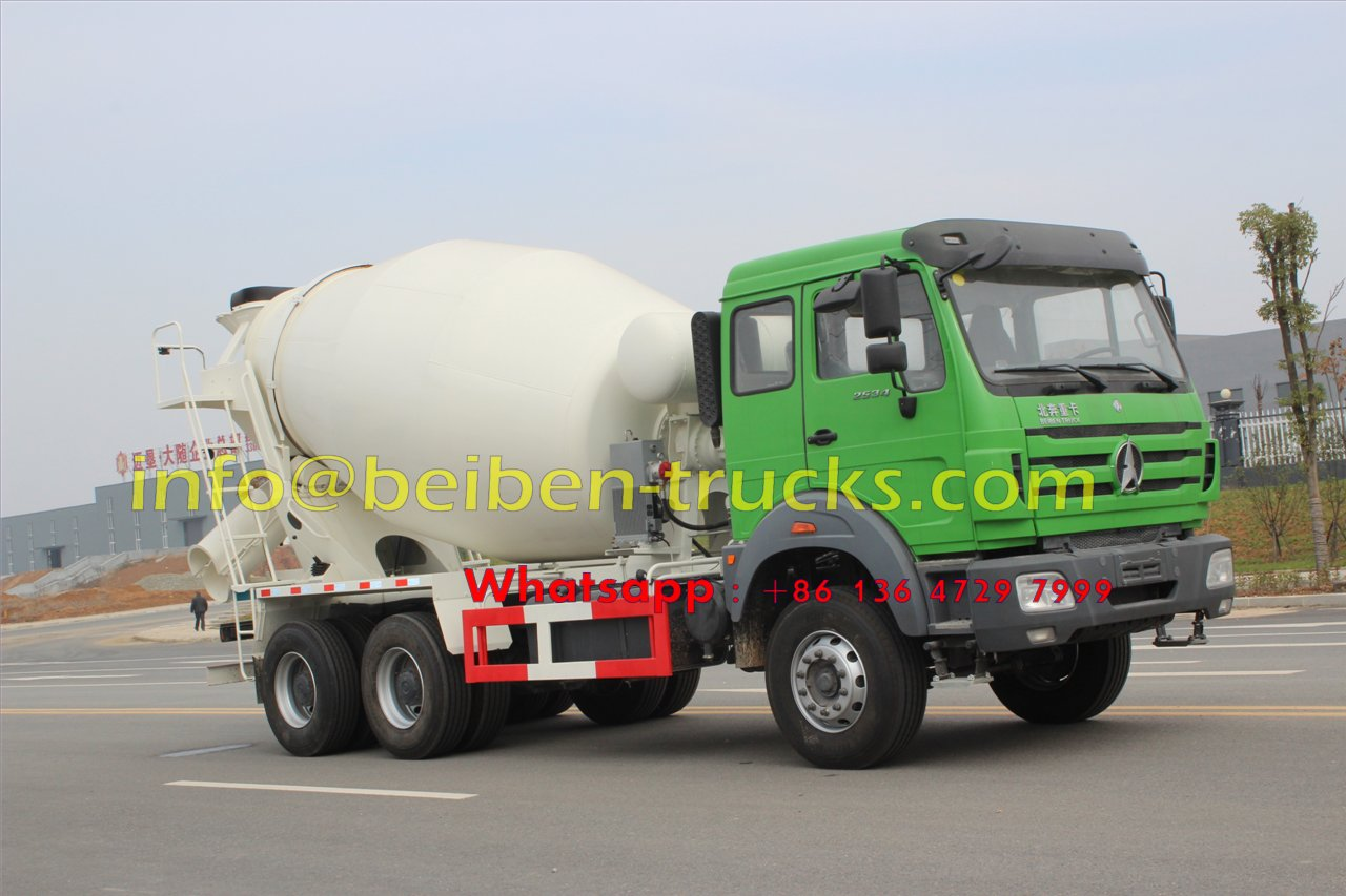 Overall dimension (mm) 9465×2500×3305 Driving Model 6x4 Wheel base (mm) 3800+1450 Curb weight (kg) 12630 Engine Model WD615.50, WEICHAI brand, Power: 280hp Gearbox Model RT11509C, mechanical type,Based on Fuller Eaton technology , 9 Forward spe