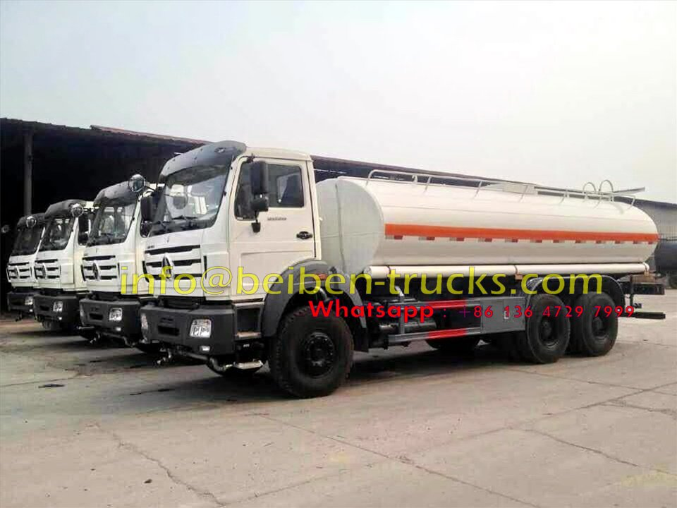ghana beiben water tanker truck