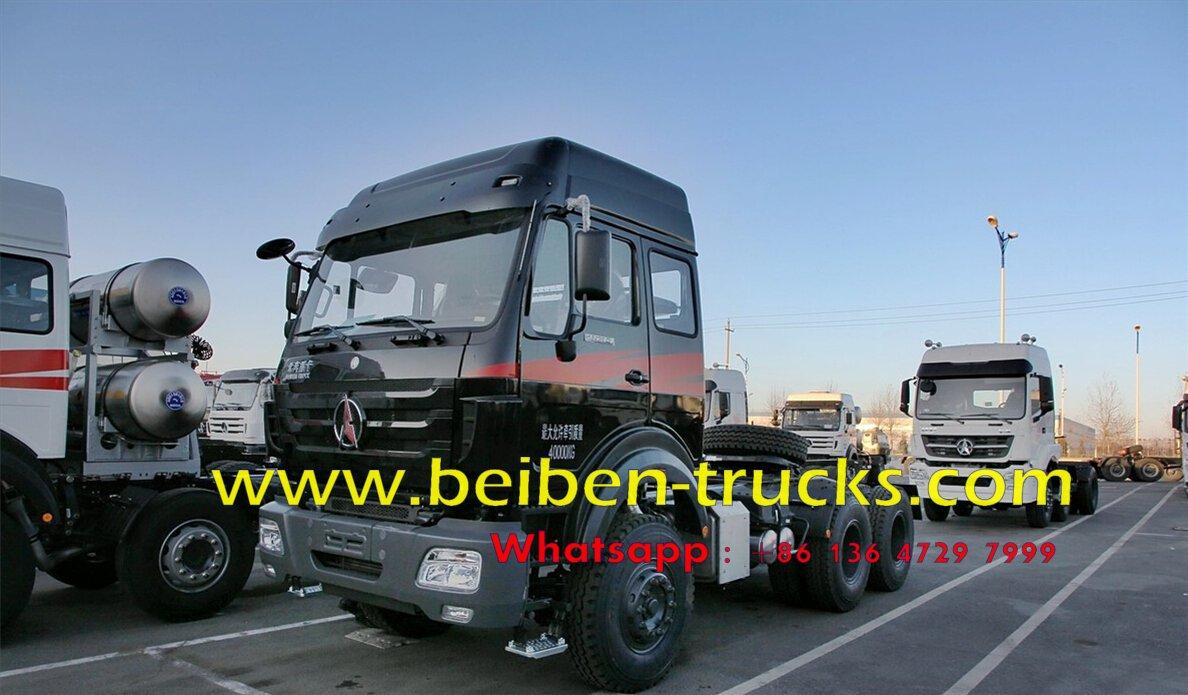 congo beiben 2534 tractor truck