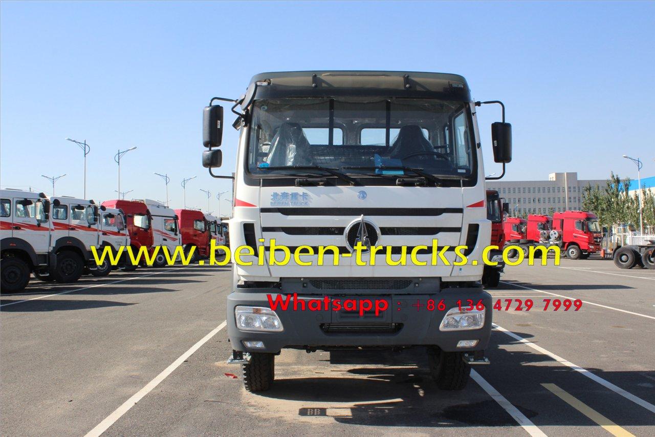 Beiben 2544 tractor truck supplier in china