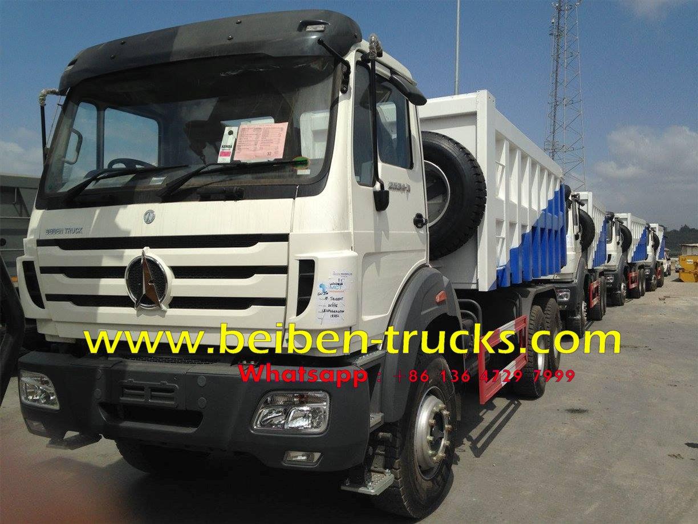 kenya beiben trucks supplier