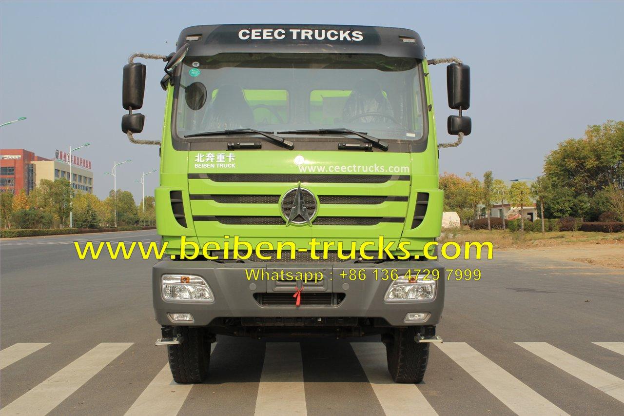 beiben 70 T dump truck manufacturer