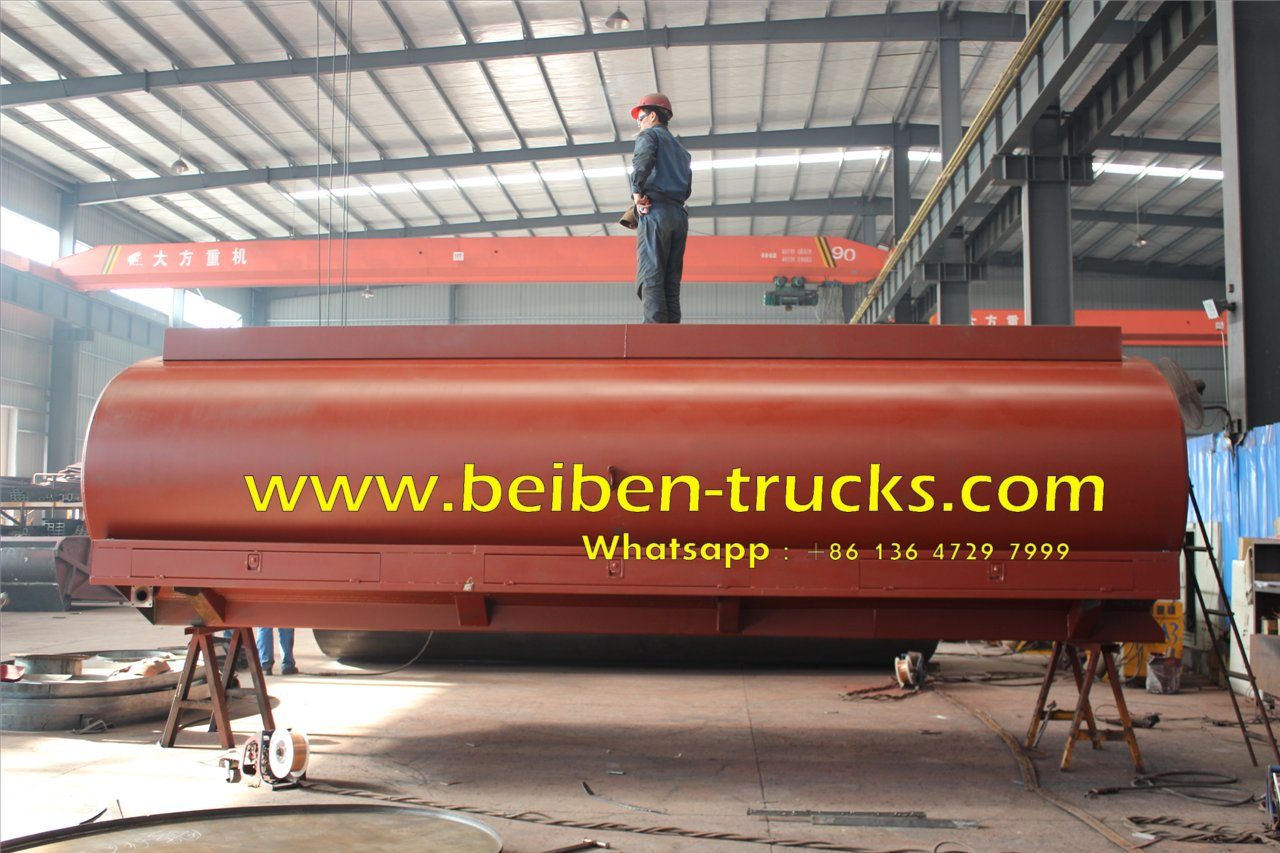 20000 Liter beiben Water Spray Tank Truck