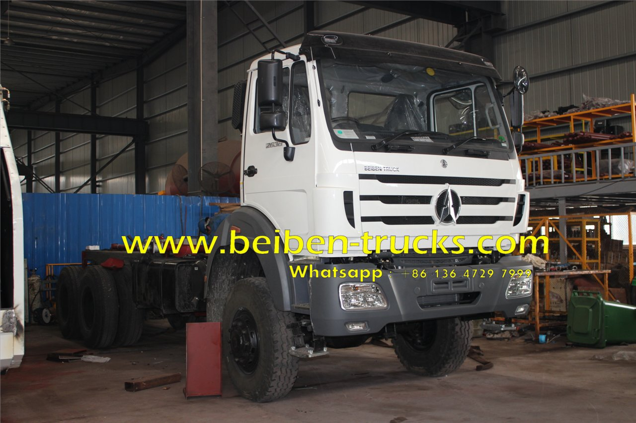 China manufacture New Brand 20 m3 beiben water tank truck for sale
