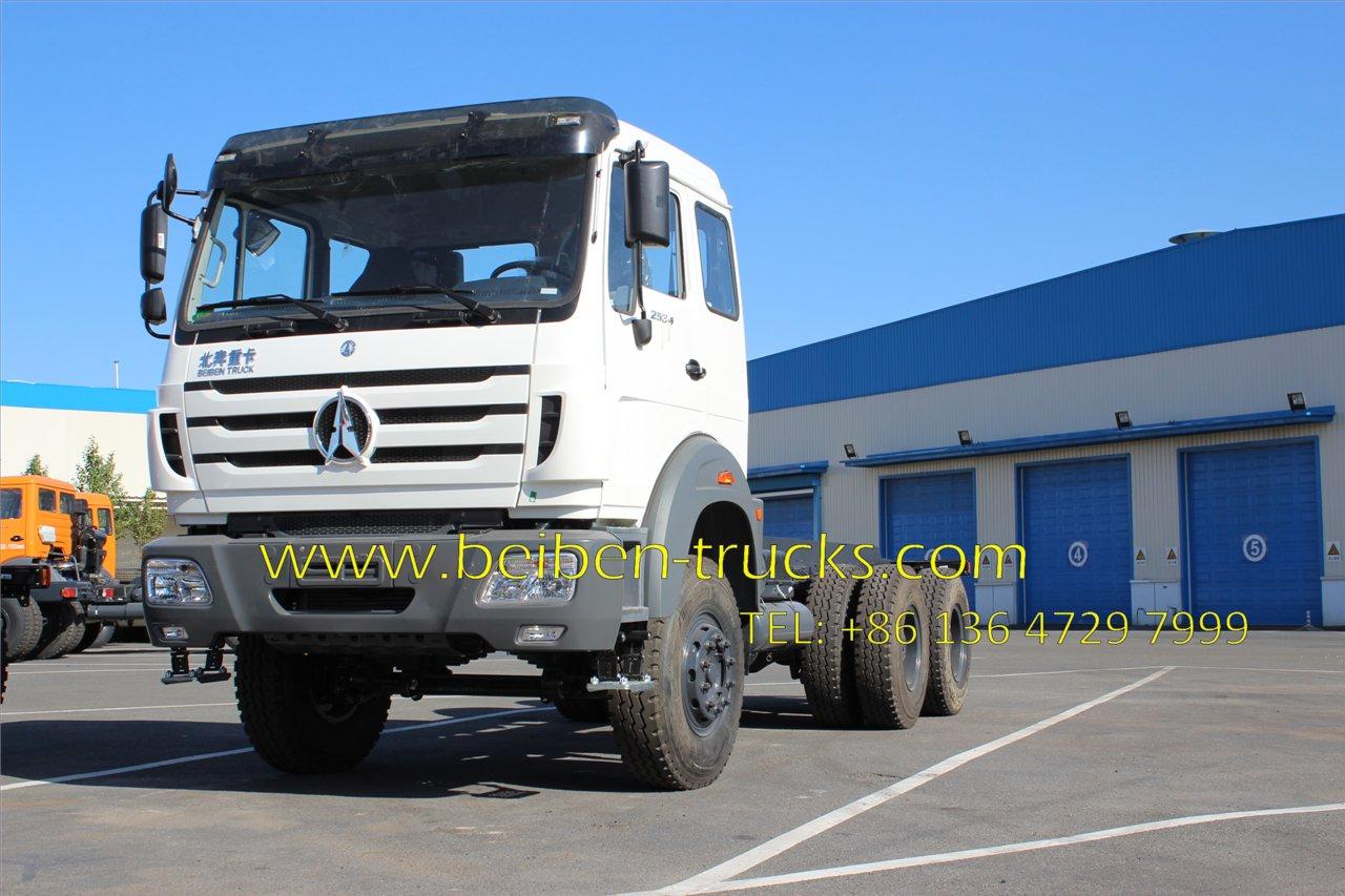 beiben 2534 tracteur camions