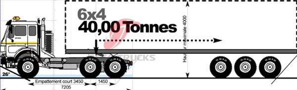 beiben 2534 tracteur camions price