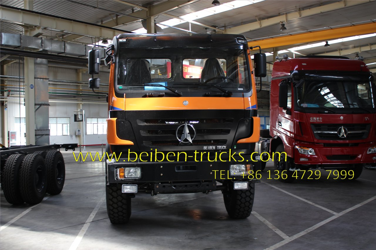 beiben 2638 tow trucks