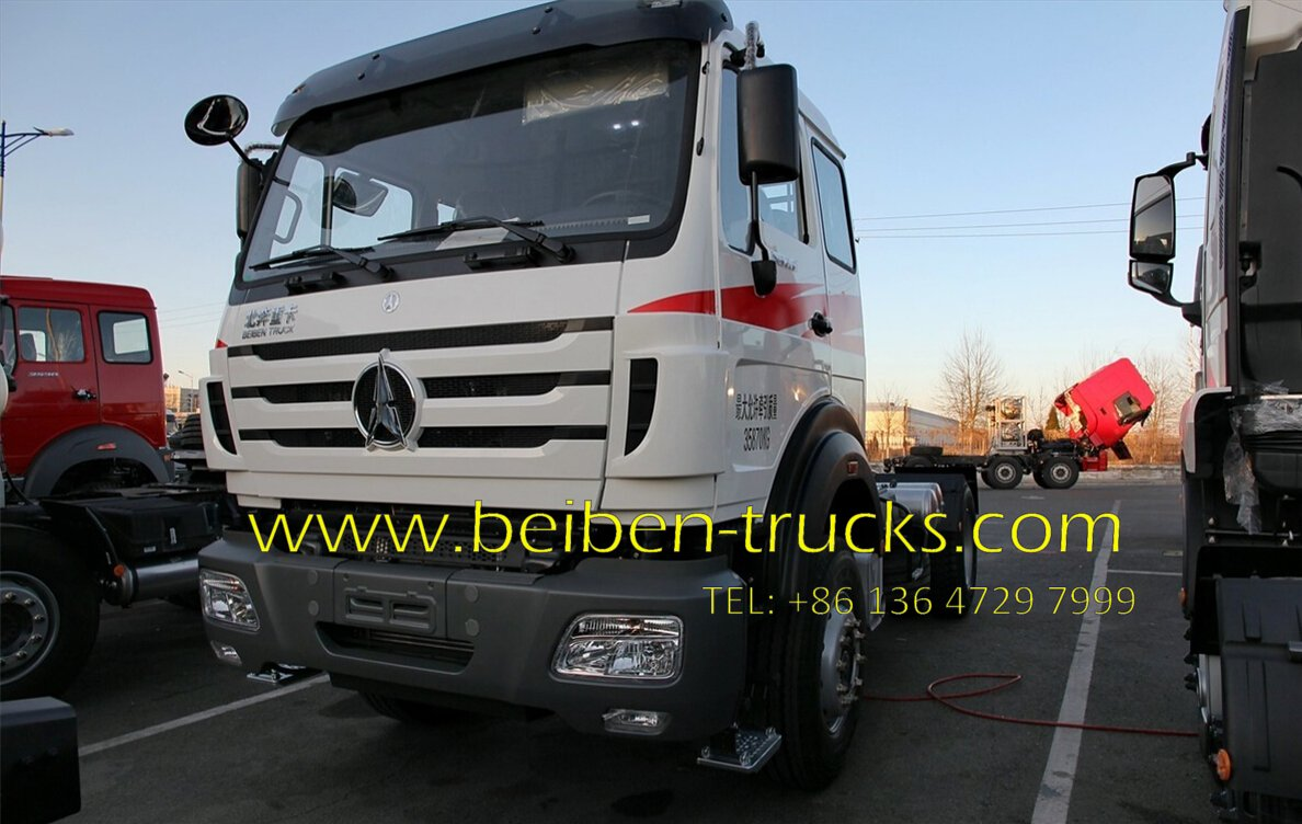 beiben 1834 tractor truck supplier