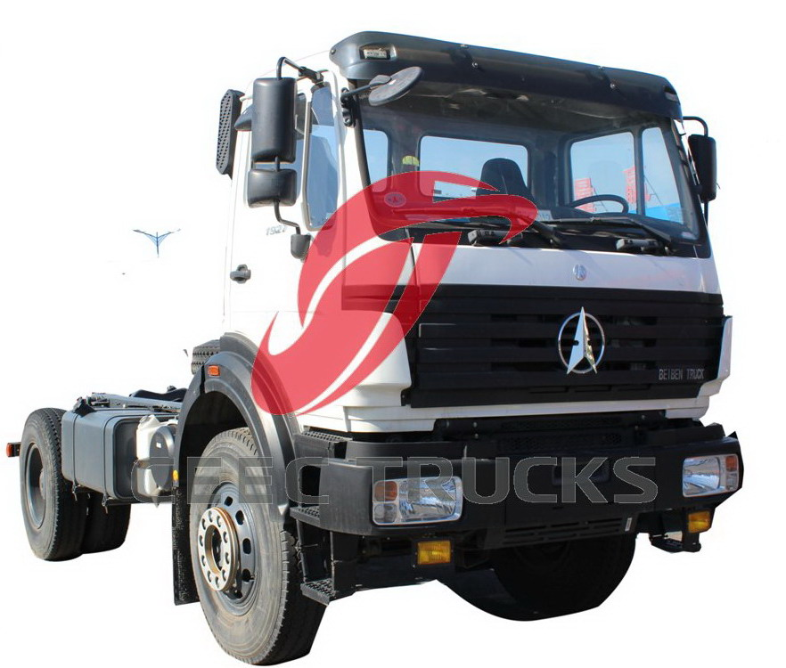 beiben 1727 tractor truck supplier