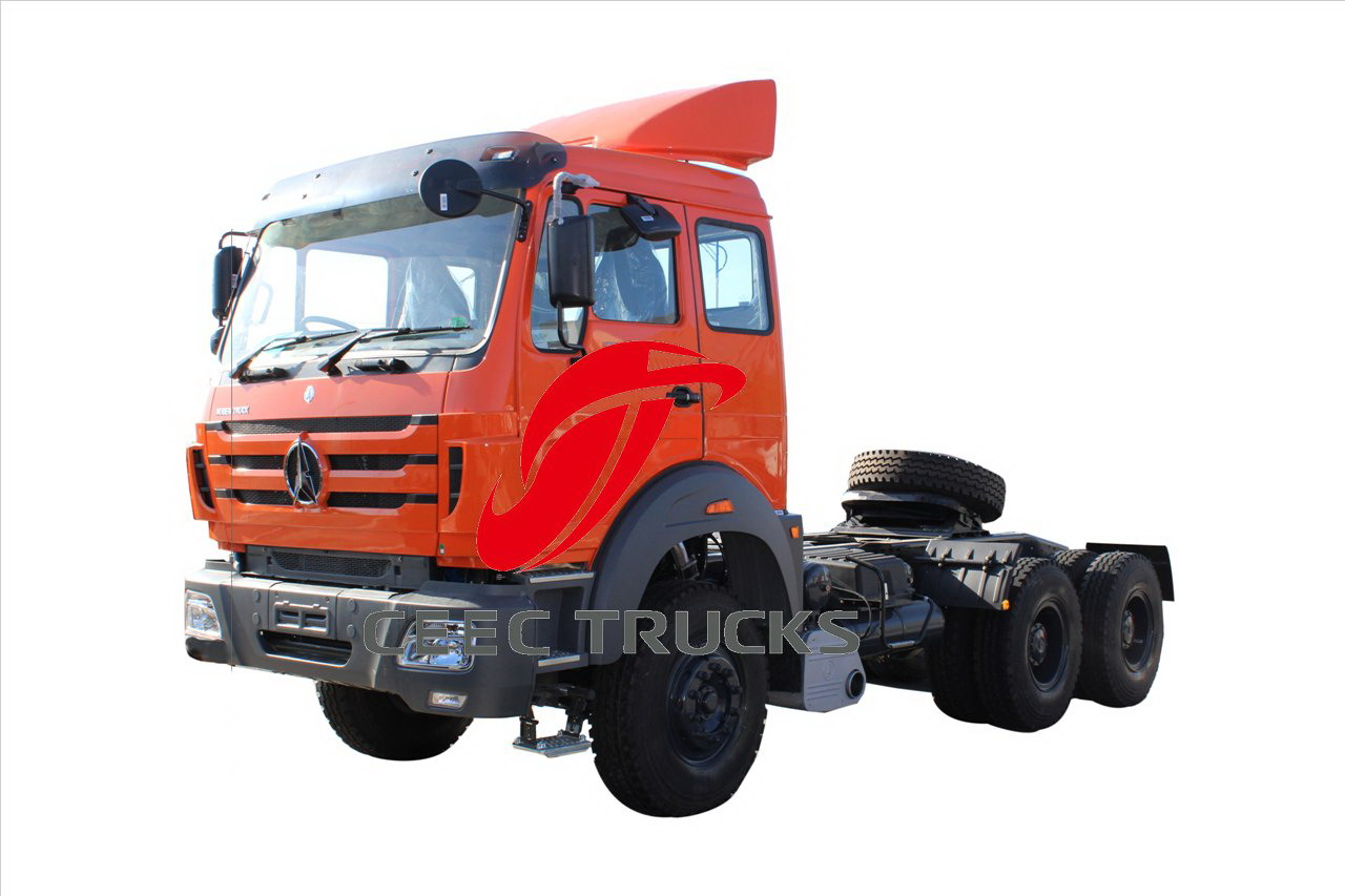 beiben tracteur camions supplier