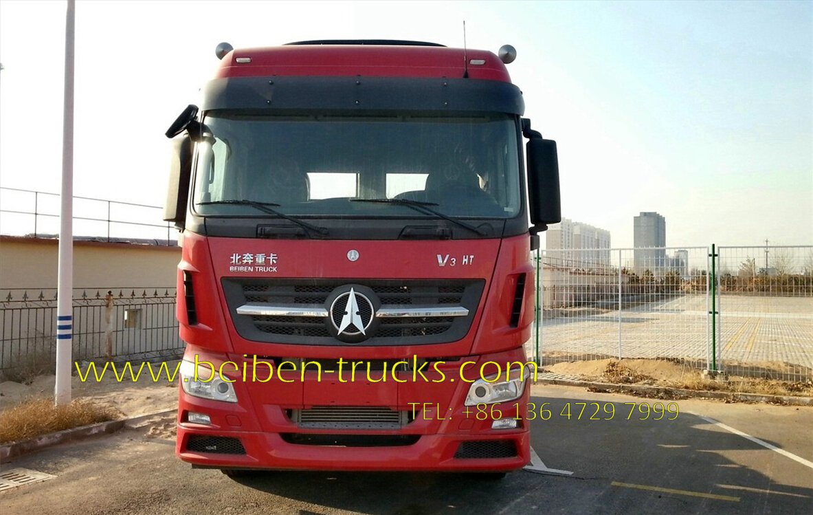 beiben 2538 V3 tractor truck supplier
