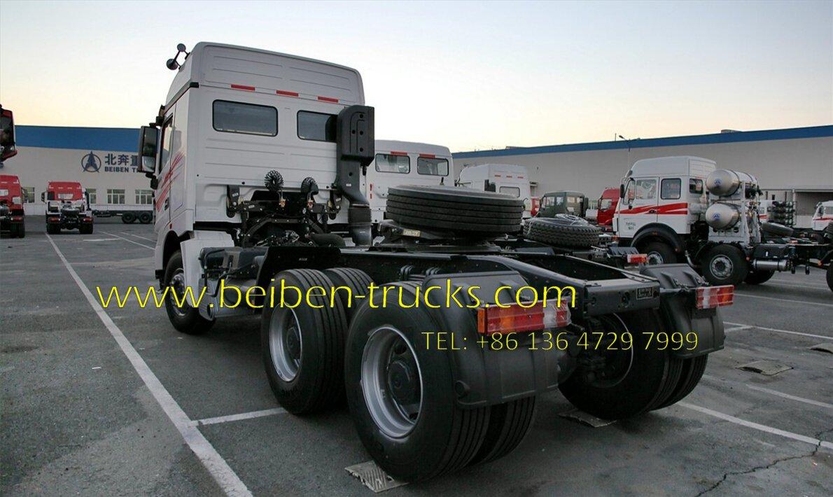 Beiben 2542 V3 tracteur camion
