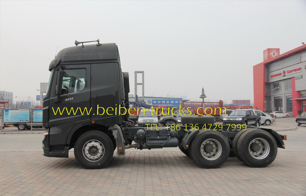 Beiben 2534 V3 tractor truck