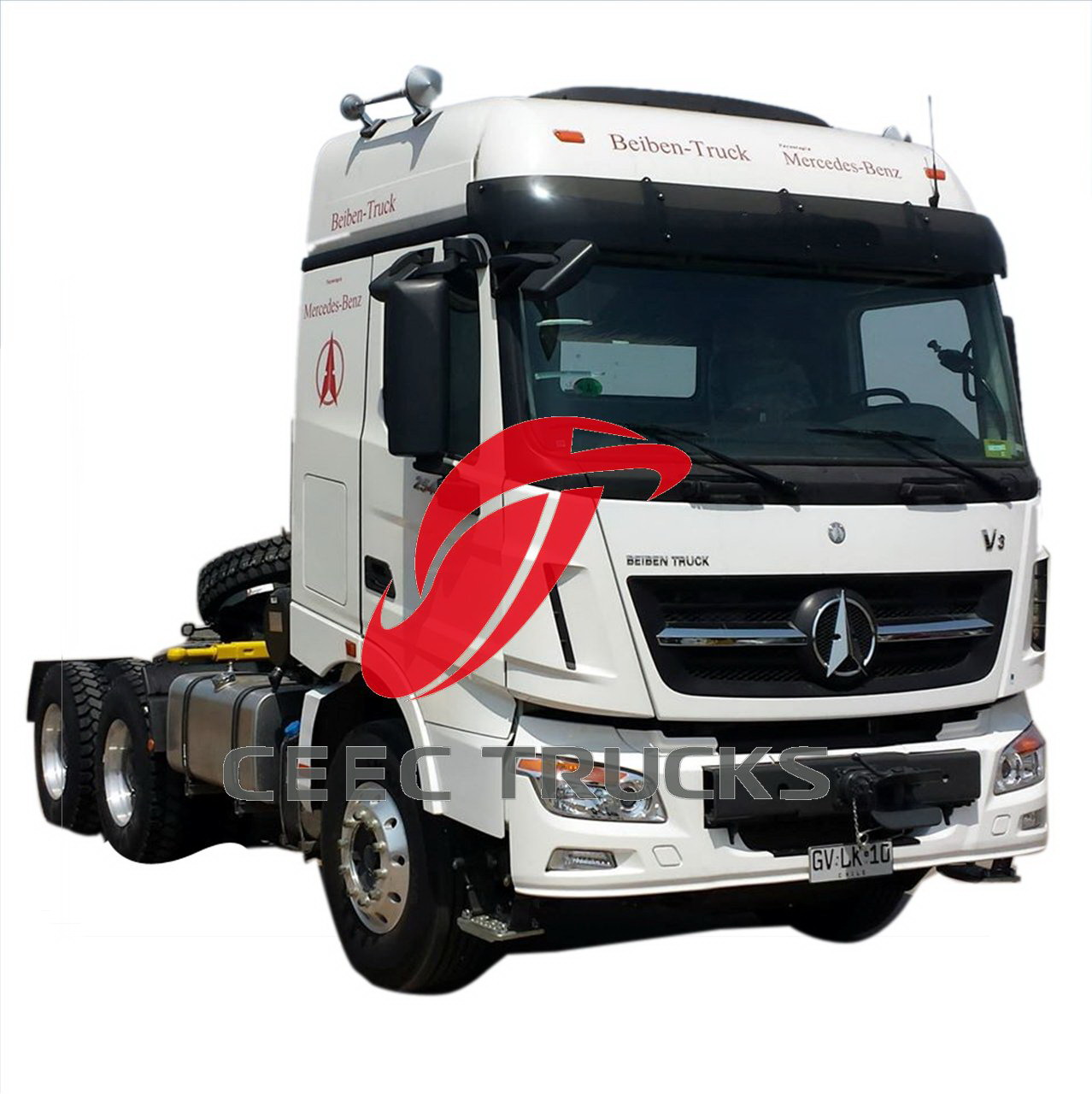 beiben 2546 tractor truck supplier
