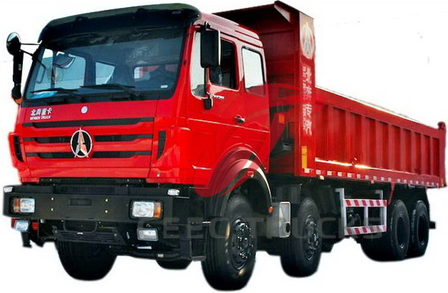 beiben 3134 dump truck supplier