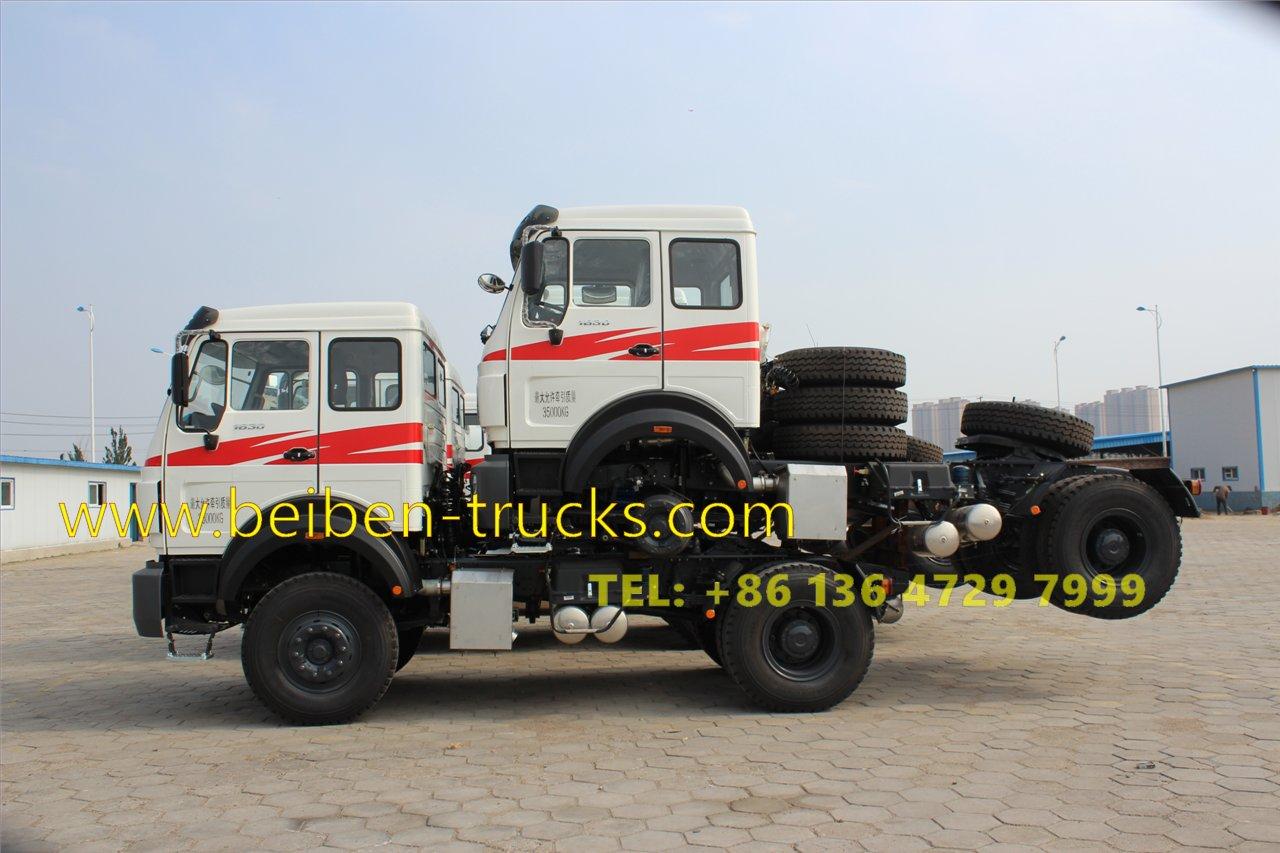 beiben tractor head manufacturer