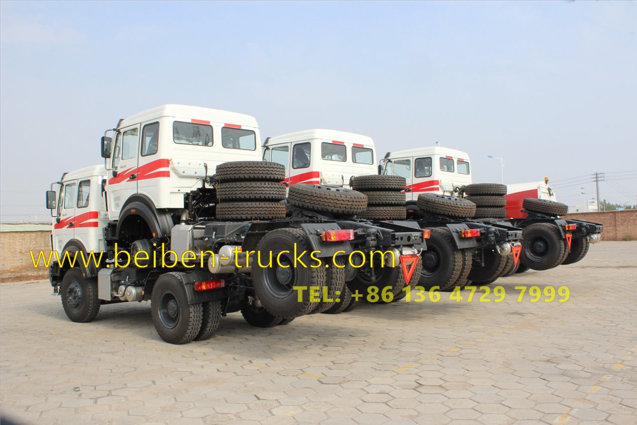 Beiben tractor truck manufacturer